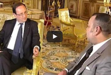 Relations tendues entre la France et le Maroc