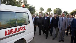 Funérailles à Casablanca de feu Mustapha Mesnaoui