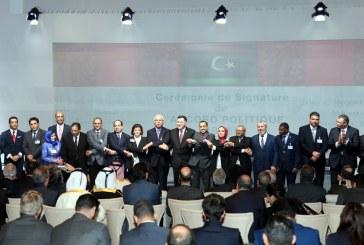 La Russie salue la signature au Maroc de l'accord inter-libyen