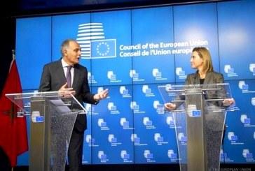 L'Union européenne réaffirme son attachement au partenariat avec le Maroc.