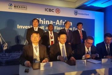 Johannesburg : Le géant chinois ICBC finance une cimenterie d'Anouar Invest