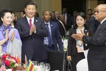 La Chine  détrône ses concurrents en Afrique