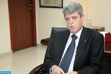 L'ambassadeur de l'Etat de Palestine à Rabat salue le rôle important du Maroc dans le soutien à la cause palestinienne