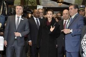 Semaine de Berlin: la Princesse Lalla Meryem inaugure le pavillon marocain