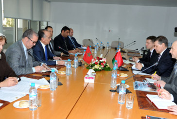 Mohammed Abbou souligne la nécessité d'insuffler un nouvel élan aux échanges commerciaux entre le Maroc et la Biélorussie