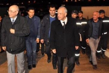 Secousses: Une délégation conduite par M. Cherki Drais se rend à Nador et Al Hoceima