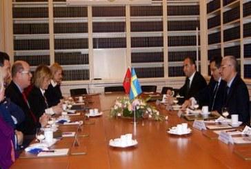"""""""Il est important de maintenir le dialogue ouvert"""" entre le Maroc et la Suède (député suédois)"""