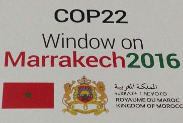 L'UE soutient la présidence marocaine de la COP22