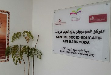 Centre socio-éducatif Aïn Harrouda : Bilan et perspectives