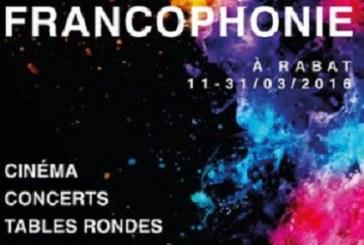 Rabat fête la francophonie