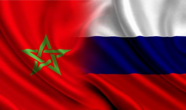Russie Maroc