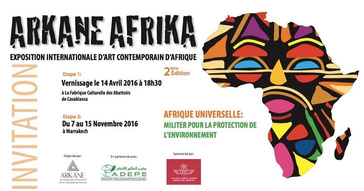 La 2e édition d'Arkane Africa milite pour la protection de l'environnement