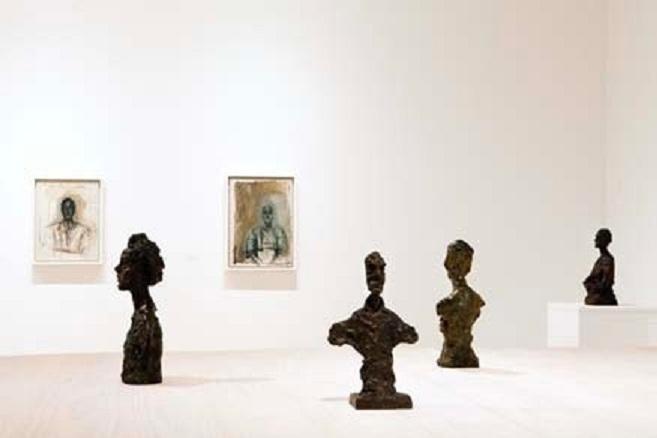 Le Musée Mohammed VI d'art moderne et contemporain de Rabat accueille une rétrospective d'Alberto Giacometti