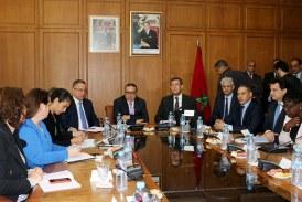 Mohamed Boussaid préside une réunion sur les préparatifs de la COP22