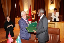 Partenariat entre l'Académie du Royaume et l'Institut Mandela