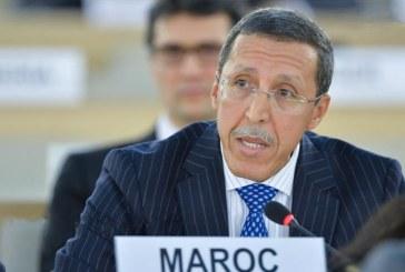 M. Hilale défie l'Algérie de contester par l'enregistrement le chiffre de 30.000 personnes des camps de Tindouf