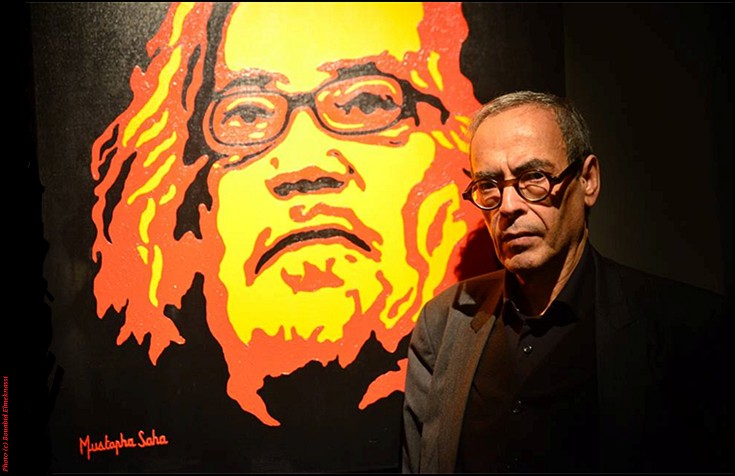 La prestigieuse galerie parisienne Pierre-Alain Challier célèbre Mustapha Saha Et Tayeb Seddiki