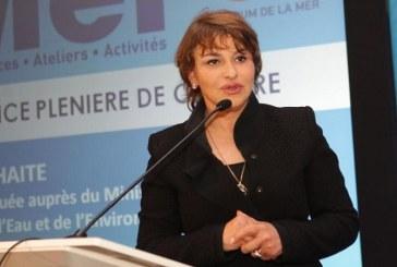 Mme El Haite souligne la nécessité pour les pays vulnérables d'intégrer la composante des changements climatiques dans les politiques publiques