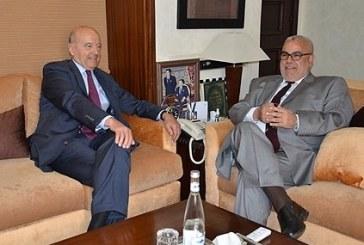 Alain Juppé salue l'évolution que connaît le Maroc dans les différents domaines