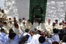 Ouverture du moussem annuel de Moulay Abdessalam Ben M'chich
