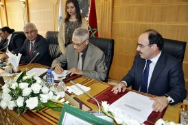 Tanger : Signature de quatre conventions de partenariat