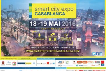 Smart City Expo Casablanca: 18-19 mai au Hyatt Regency