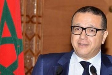 Mohamed Boussaïd : Le nouveau plan de réforme de l'investissement consacre la réussite des politiques sectorielles lancées par SM le Roi