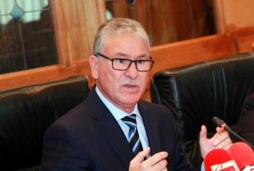 M. Louardi insiste sur la nécessité d'accélérer le renouvellement des conventions nationales, socle de l'AMO