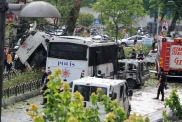 Turquie: 11 morts, 36 blessés dans un attentat visant la police à Istanbul
