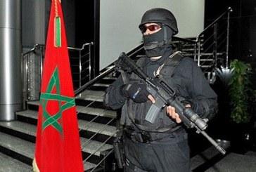 Démantèlement à Oujda et Tendrara d'une cellule terroriste