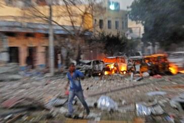 Somalie : Attentat meurtrier contre un hôtel de  Mogadiscio