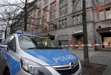 Berlin : Coup de feu dans un hôpital