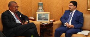 L'ambassadeur US à Rabat convoqué par le ministre délégué aux AE