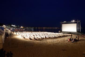 Du cinéma en plein air à Harhoura