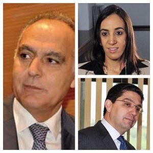Ministère des Affaires étrangères : un fauteuil à trois visages.