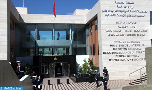 Démantèlement d'un réseau terroriste actif à Tétouan et Fnideq
