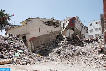 Marrakech : Décès de trois personnes de la même famille suite à l'effondrement d'un mur de leur maison