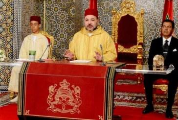 Le roi du Maroc chef de file de la lutte contre l'extrémisme