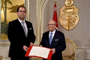 Tunisie: un ministre de 40 ans désigné chef du gouvernement