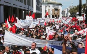 Des millions de marocains à Rabat crient leur indignation contre les dérapages verbaux de Ban Ki-moon
