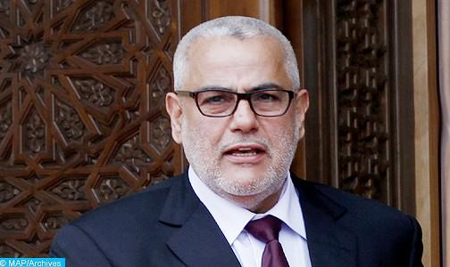 Le Chef du gouvernement s'entretient avec un responsable chinois des moyens de renforcer le partenariat Maroc-chinois
