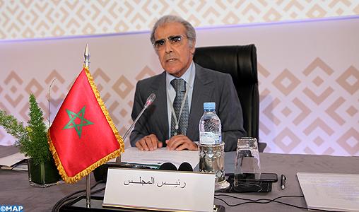 Message royal aux participants à la 40ème session du Conseil des gouverneurs des banques centrales et des instituts d'émission arabes