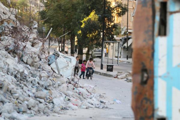 Syrie : L'aide humanitaire attendue vendredi à Alep