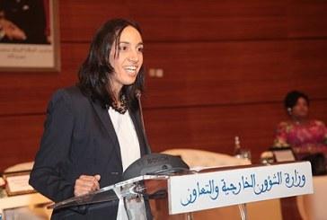 Le Maroc souhaite créer un think thank régional dédié à l'étude du rôle de la femme dans le maintien de la paix et le développement durable