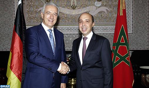 Le président du Bundesrat salue le niveau de la coopération maroco-allemande en matière de gestion de la migration illégale