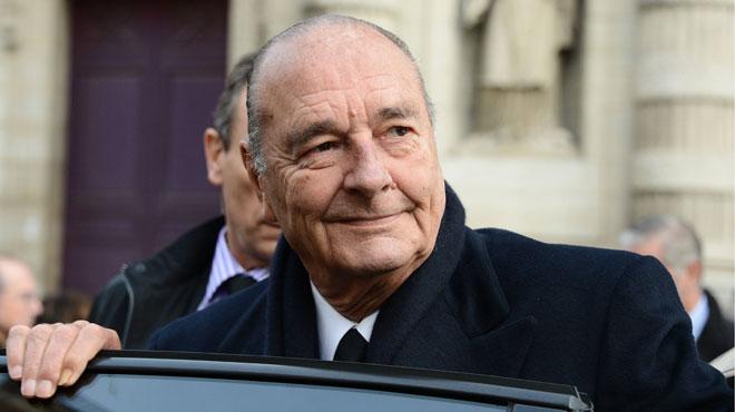 Chirac : Boutin tweet la mort de l'ex-président