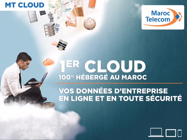 Maroc Telecom lance le Cloud et Google Apps for Work pour accompagner les entreprises dans leur transformation digitale