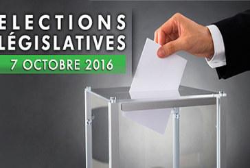 Les élections législatives du 7 octobre: Conforter un projet de modernité et de démocratie