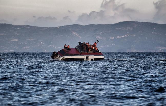 Egypte: au moins 133 morts dans le naufrage du bateau de migrants