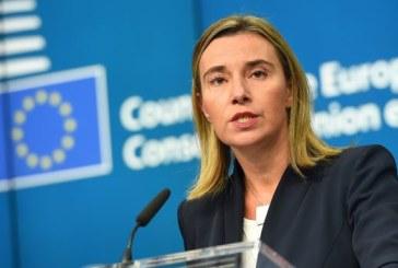 Mogherini propose de doubler l'aide financière à la Tunisie en 2017